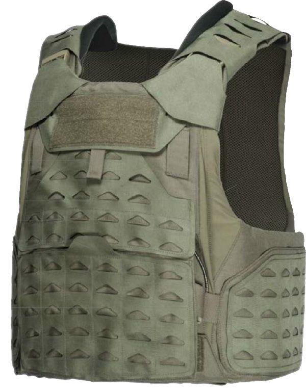 New Armor Express Raven Tactical Carrier Body Armor