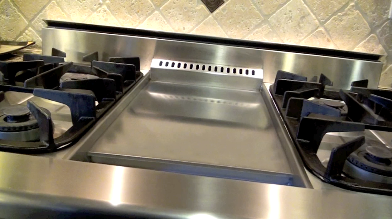 The Best Way To Clean A Stainless Steel Griddle Stainless Steel Griddle Stainless Steel Cooktop Cleaning Stainless Steel Appliances