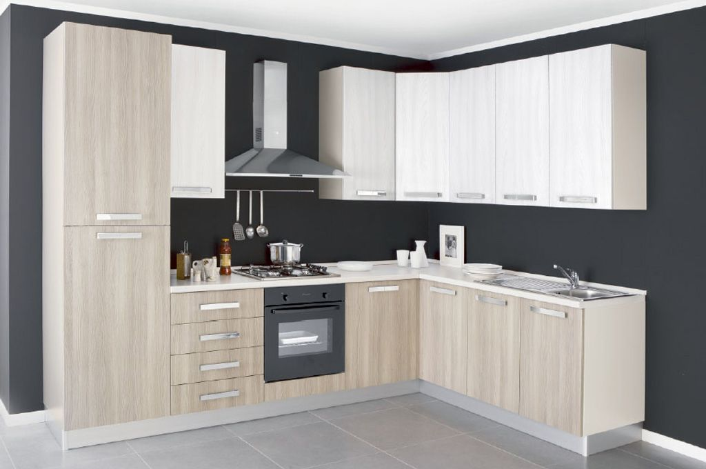 New Smart | Cucine moderne | Mobili Sparaco 280x180 | Kitchen ...