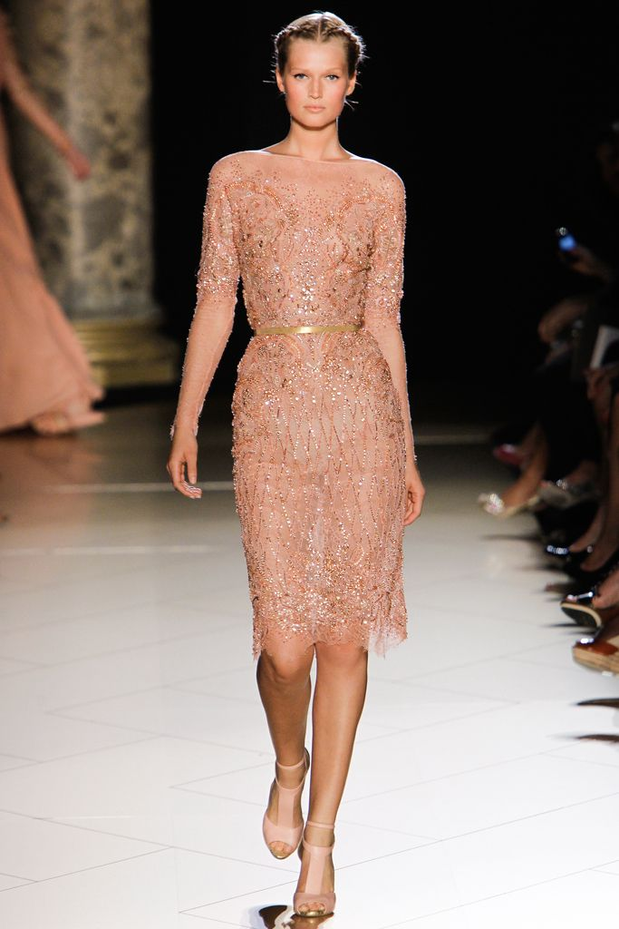 d33d483bf2a5 Elie Saab Fall 2012 Couture - Collection - Gallery - Style.com
