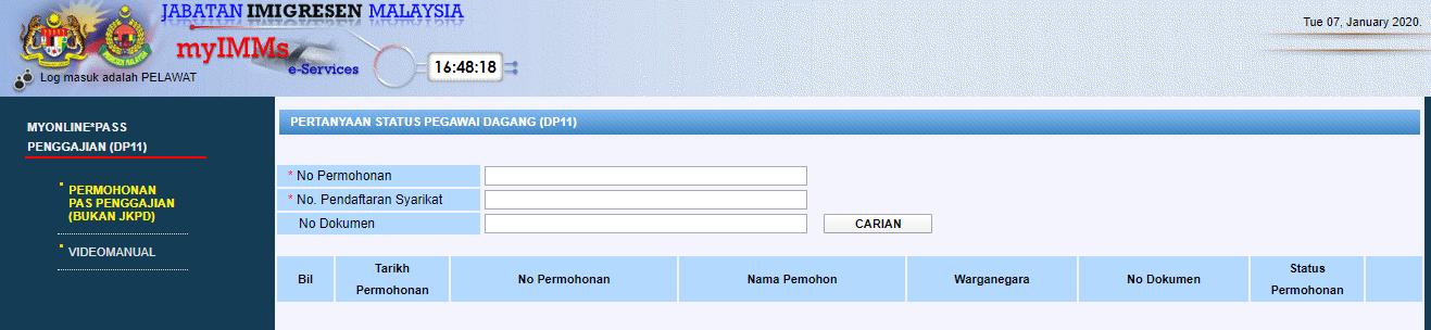 Myimms E Services Malaysia