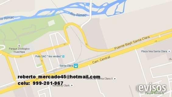 """Negocio inmobiliario: POCA Inversion y MUCHO retorno Ofrezco porcentaje de  """"Derechos & Acciones""""  sobre terreno industrial en Ate-Vitarte de 5,000 m2.  ... http://lima-city.evisos.com.pe/negocio-inmobiliario-poca-inversion-y-mucho-retorno-id-648682"""