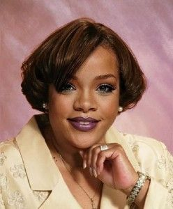 Hairstyles For Black Women With Fat Faces