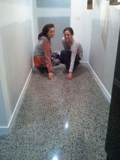 polished concrete floors - Google Search | Flooring, Diy ...