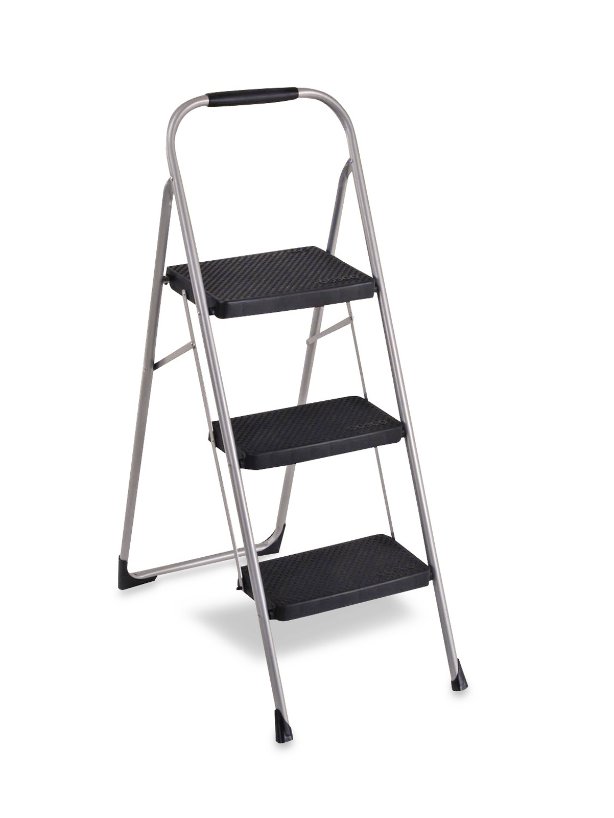Cosco Home And Office Products 3 Step Big Step Stool 044681119088 Make Household Tasks Less Of A Chore With These Handy Stools Folding Step Stool Step Stool