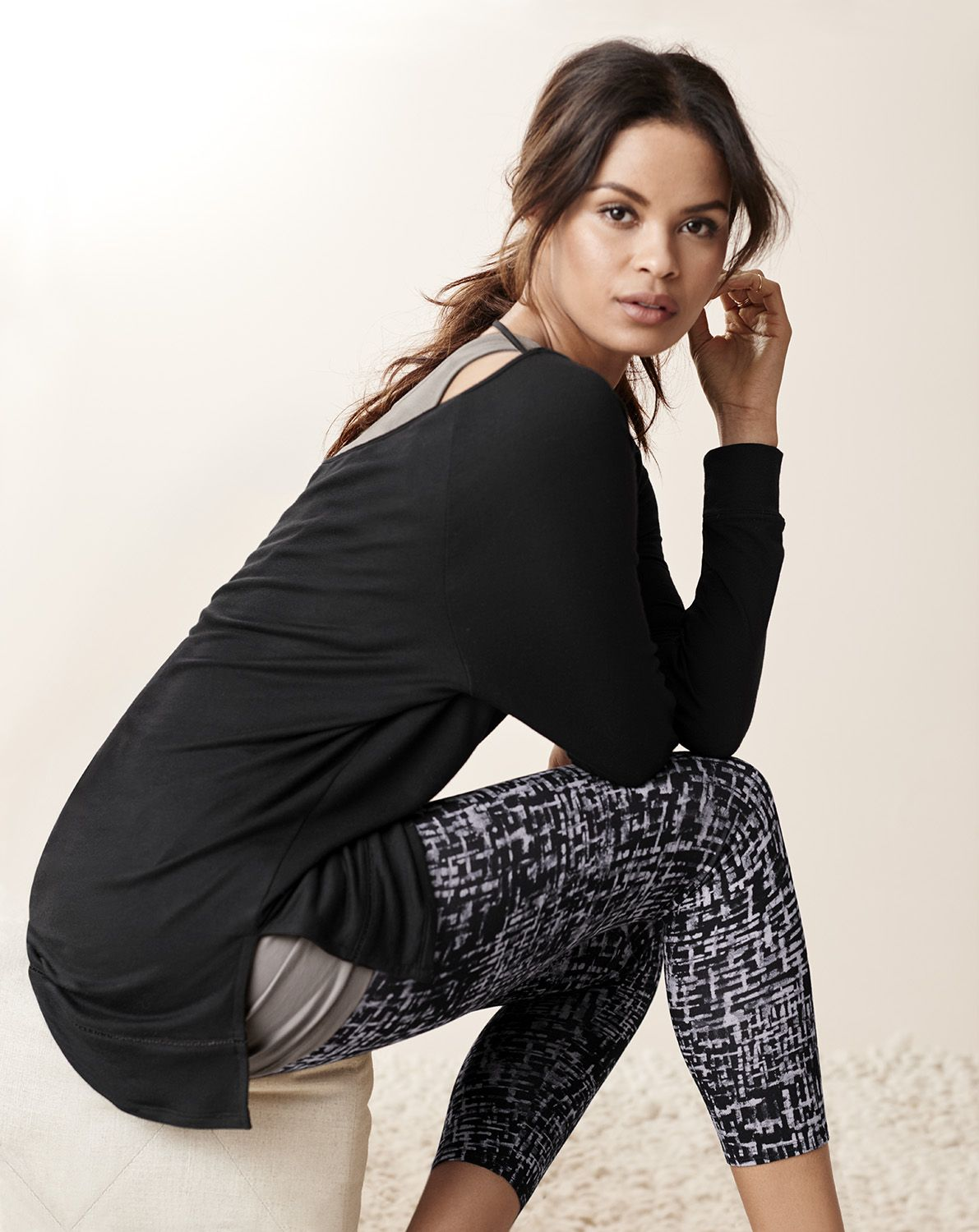 040b7845fcab1 Ballet-inspired. Comfort required. You ll love our new studio-to-street  athleisure. Soma