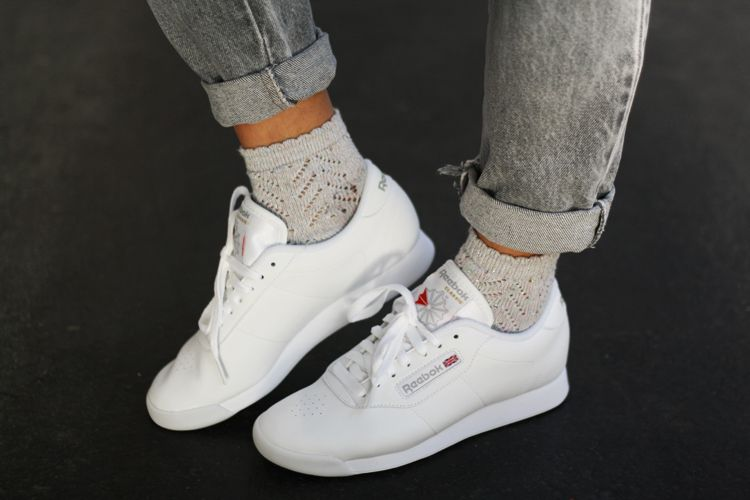 #blog #mode #femme #sneakers #reebok