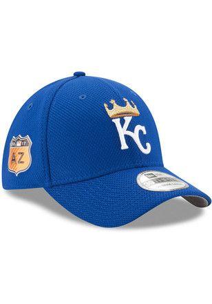 96f03bdb Kansas City Royals New Era Blue Spring Training BP 2019 59FIFTY ...