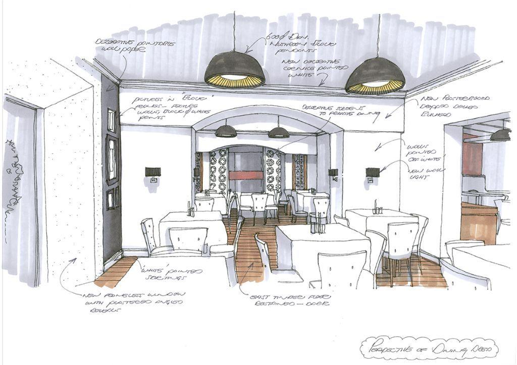 Fancourt la Cantina Restaurant, George - Design Lab | Design Lab ...