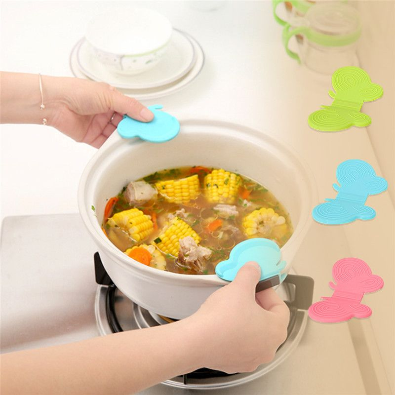 Dish Clamp Quality Silicone Kitchen Holder Directly From China Clip Suppliers Heat Proof Insulation Microwave Oven Plate