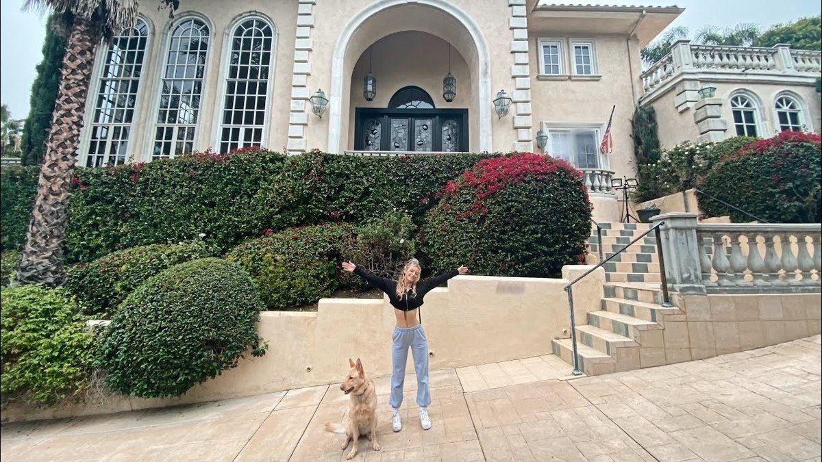 Tiktok Know The Hype House Villa Of The Stars Of Tiktok Los Angeles Real Estate Villa House