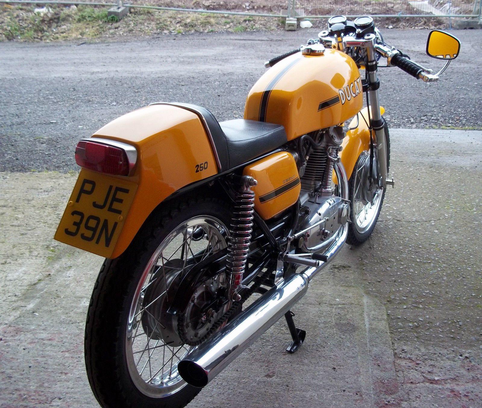 Ducati 250 Desmo 1974 | Ducati, Ducati desmo and Scooters