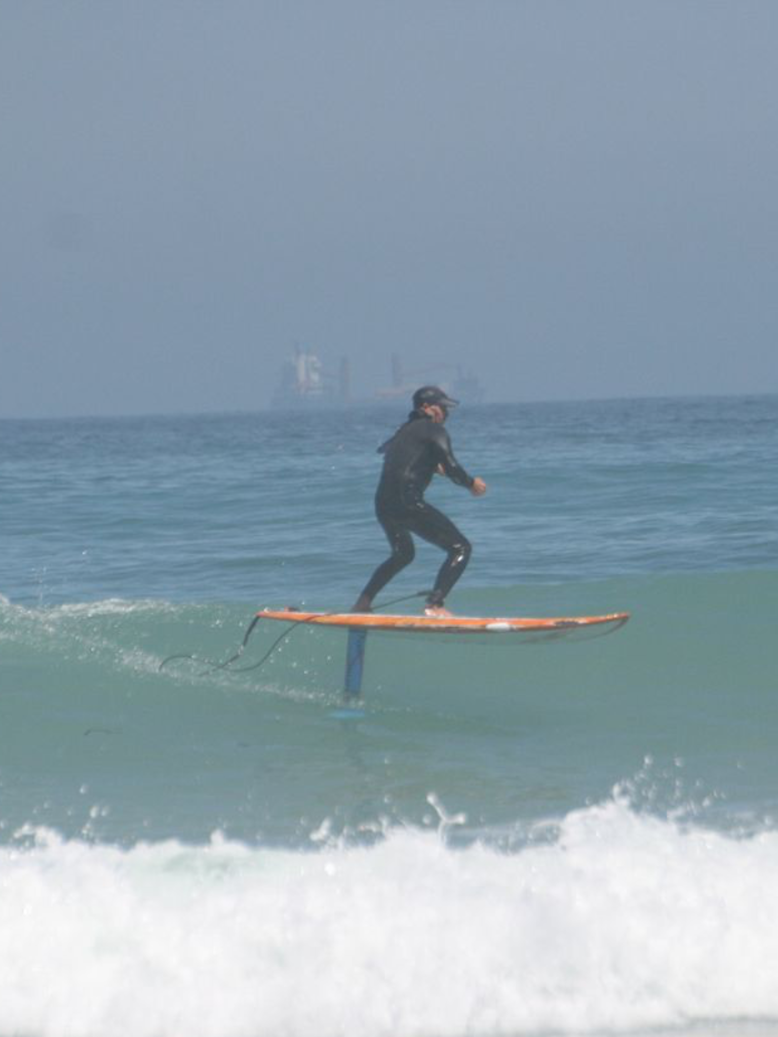 SUP Foiling is the next big thing in stand up paddle
