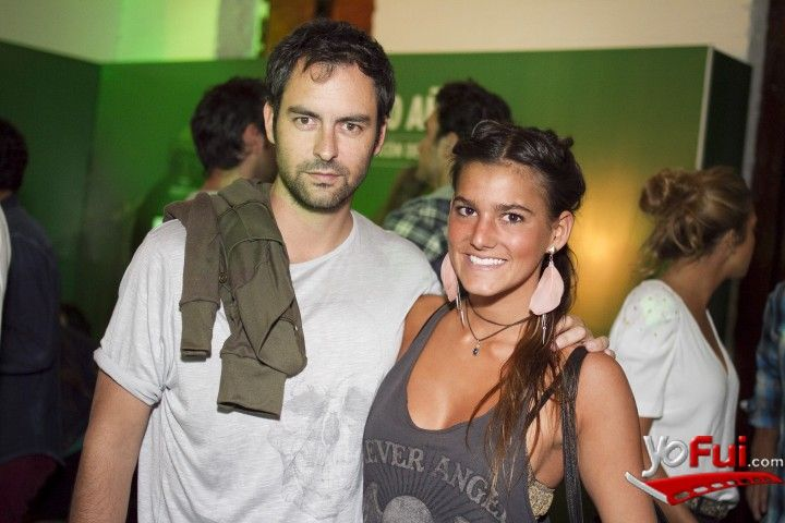 YoFui.com: Jaime Arrau, Fran Dellafiori en Anniversary Room, Centro de eventos  Los Almendros, Santiago (Chile)
