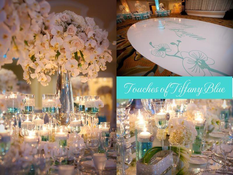 Kim And Brians Tiffany Blue Fantasy Wedding At The Hotel Del Coronado