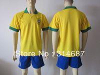 Nike brazil soccer jersey