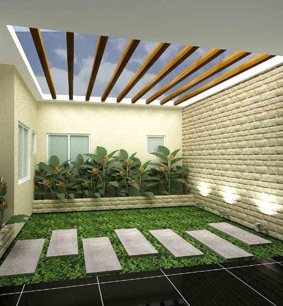 Do You Want To Live In An Ultra Modern House With Fascinating Luxurious Minimalist  Garden In Front Of It? Check These Ideas!