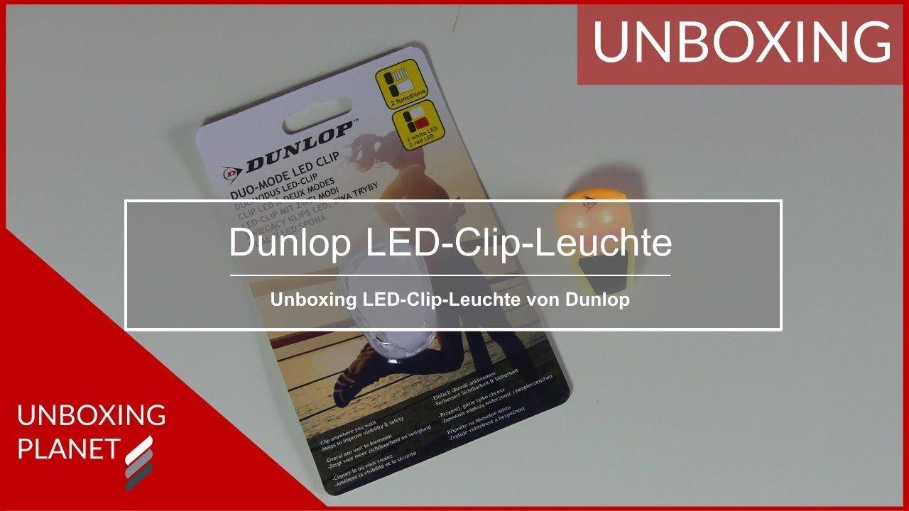 Video Mit Unboxing Einer Led Clip Leuchte Von Dunlop Fur Mehr Sicherheit Bei Dunkelheit Ledclipleuchte Dunlop Video Unboxing Sicherheit Beidunkelheit