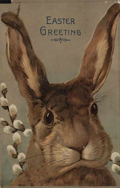 Vintage Easter Postcard on Flickr.