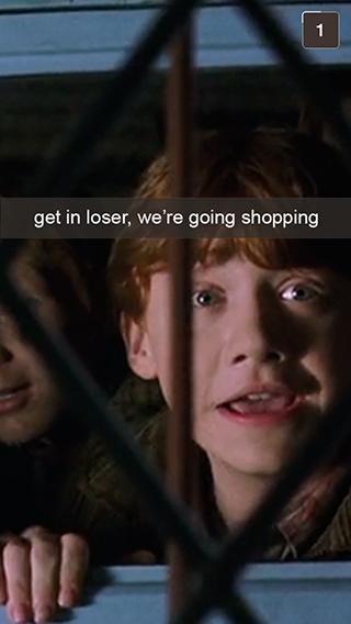28 Snapchats From Harry Potter Harry Potter Funny Harry Potter Memes Harry Potter Love