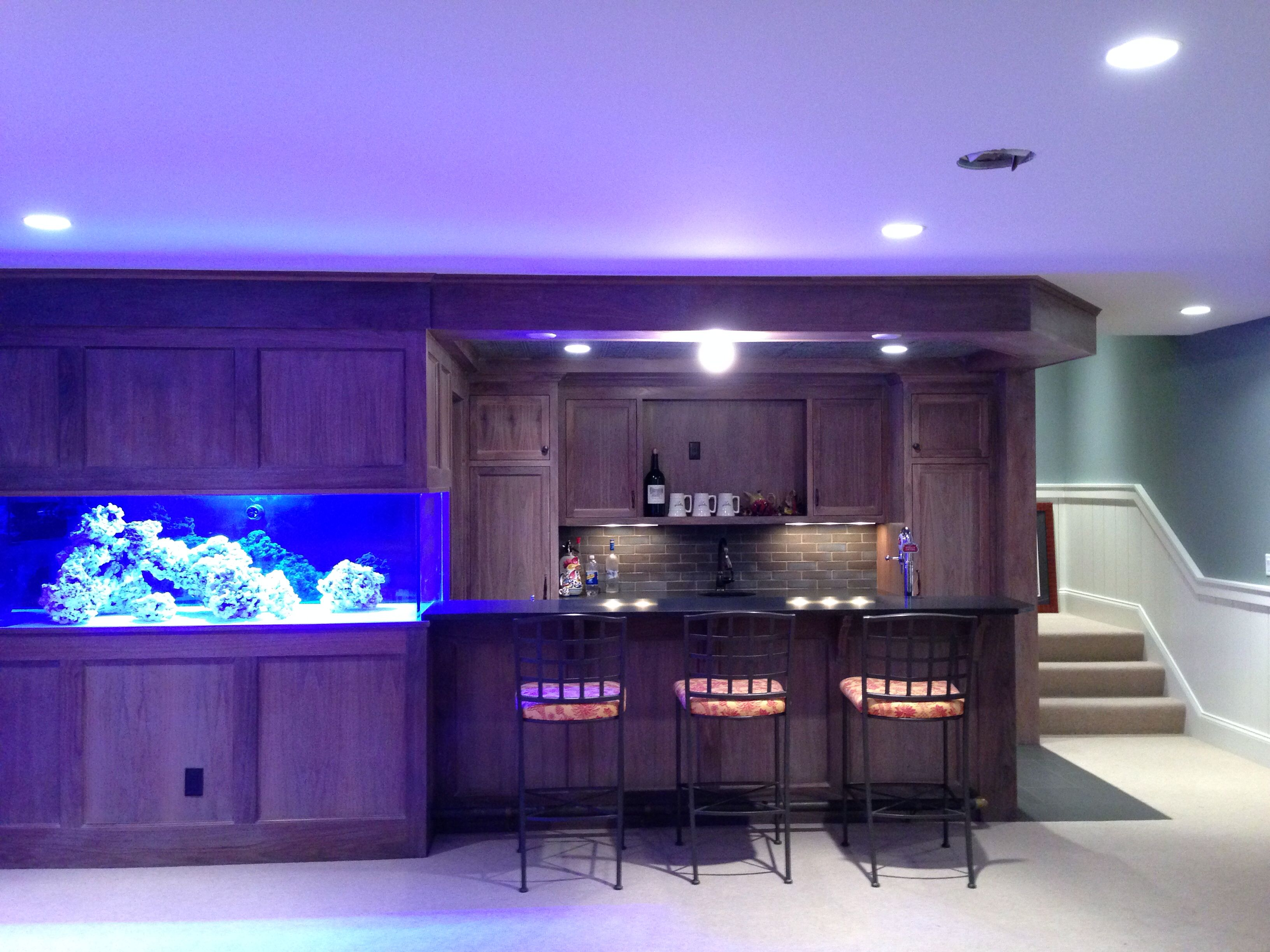 300 gallon aquarium nearly ready for water rockscaping for 300 gallon fish tank for sale