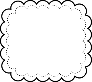 Free Printable Black And White Frames Doodle Frame Black And