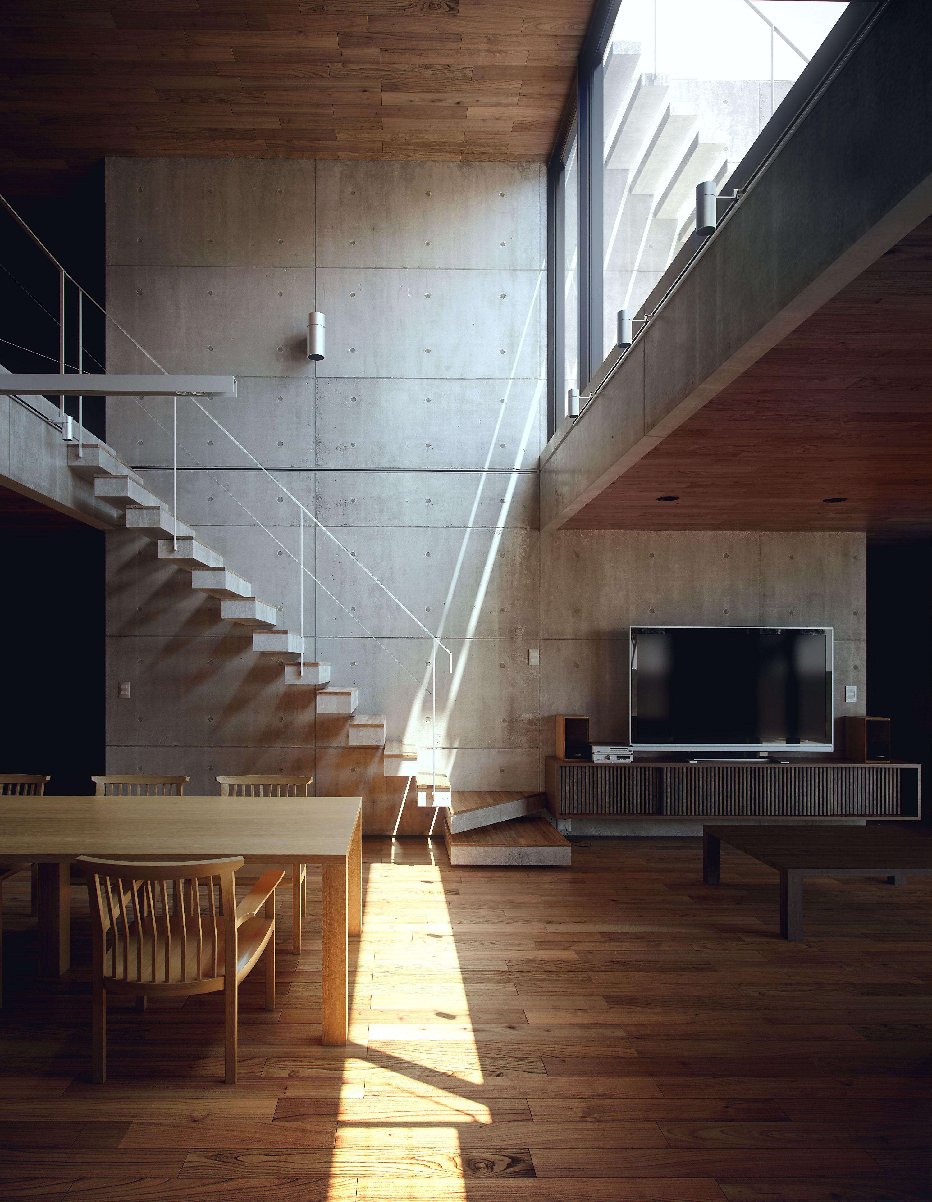 Immagine inserita architettura casa progetti for Progetti architettura interni