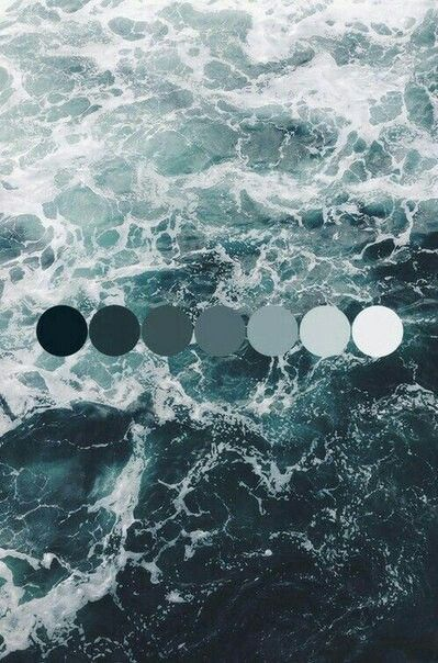 Pin By Carmen Rimple On Color Theory Ocean Color Inspiration