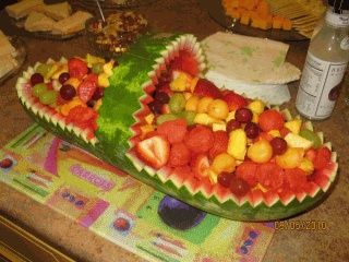 Watermelon Fruit Basket Recipe | b36453b3a0b1d5d1aac2b83fb5c68fbb.jpg