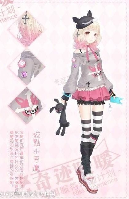 Outfit Anime
