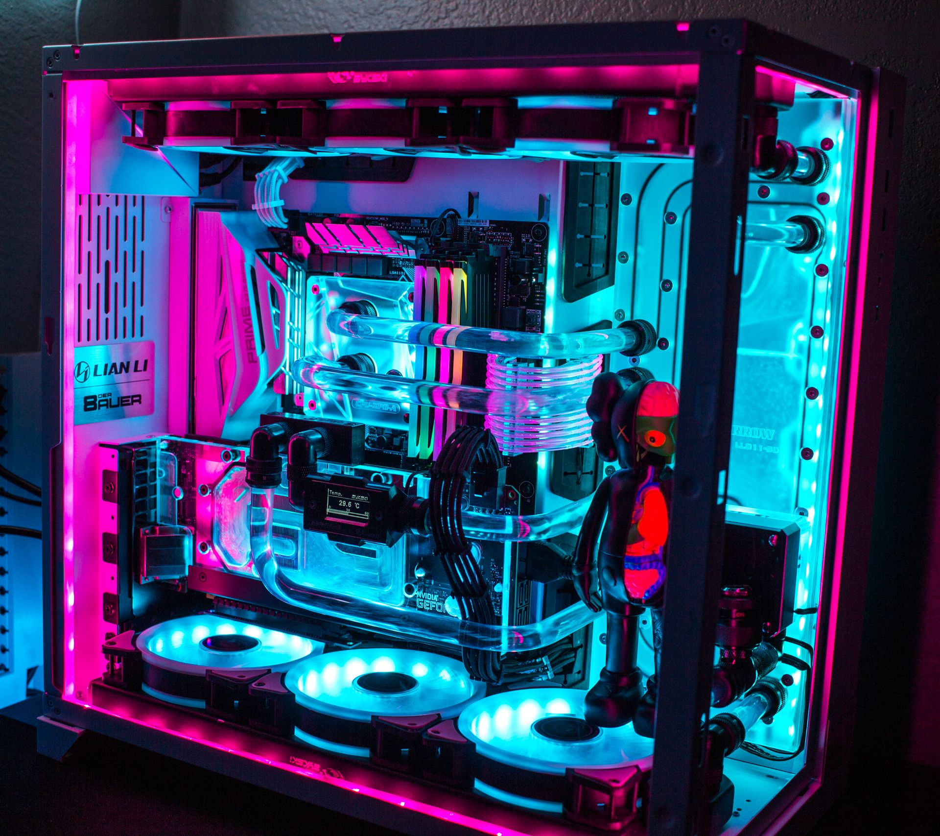 Pin On All Things Pc Pc case neon modding hd wallpaper