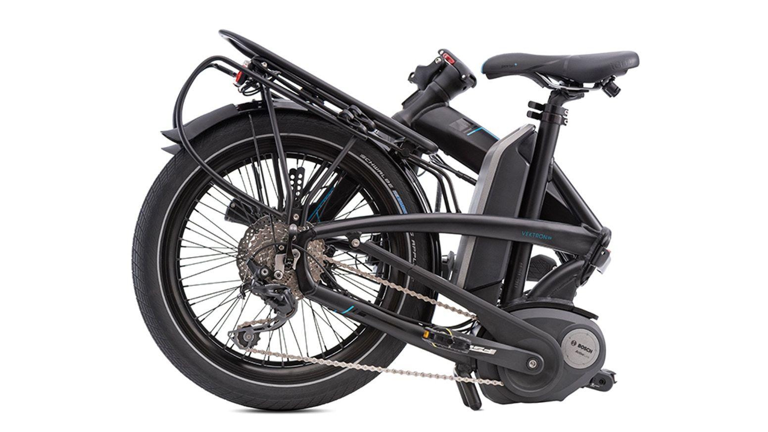 Bosch Electric Folding Bike