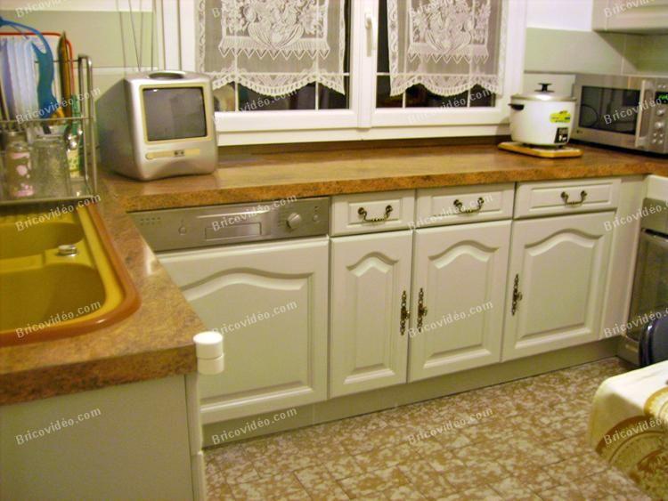 Travaux Peinture Réparation Forum Maison Cuisine Rangement - Peindre meuble en chene vernis