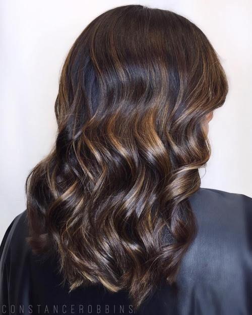 Pin von Charity Frey auf Hair Color | Dunkelbraune haare
