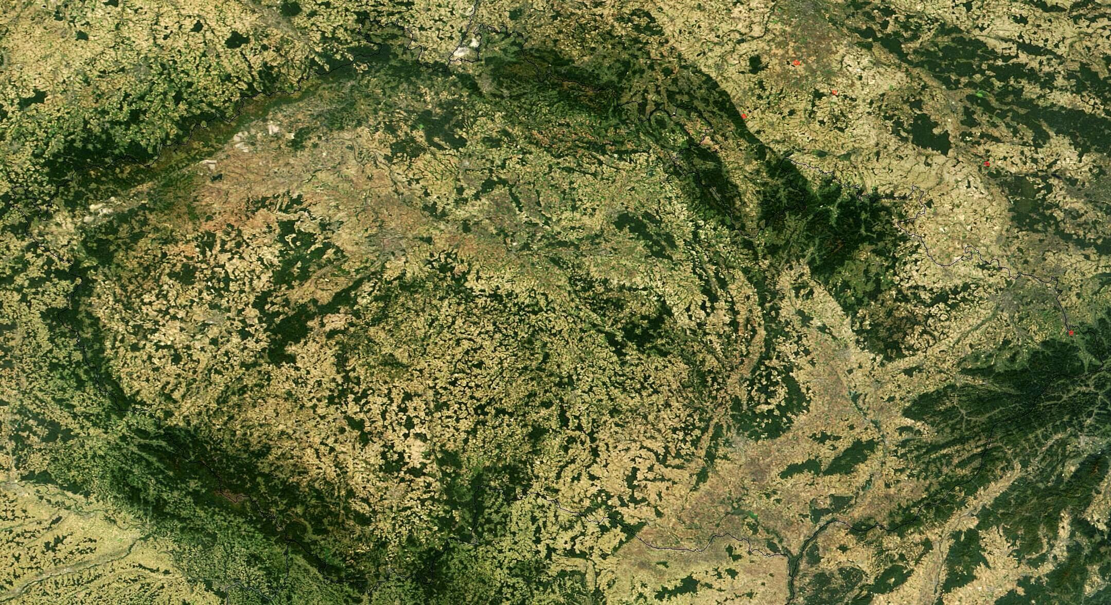 Czech Republic | CZECH REPUBLIC | Czech republic, Satellite ... on satellite map of saipan, satellite map of mali, satellite map of vatican city, satellite map of brunei darussalam, satellite map of prague, satellite map of abu dhabi, satellite map of the gambia, satellite map of montserrat, satellite map of caribbean islands, satellite map of the vatican, satellite map of mauritania, satellite map of iraq, satellite map of united states of america, satellite map of tunisia, satellite map of kosovo, satellite map of western europe, satellite map of qatar, satellite map of uzbekistan, satellite map of trinidad and tobago, satellite map of somalia,