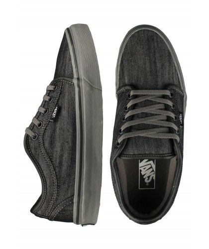 9dd35f13c4e542 Vans Chukka Low Shoes - (Denim) Black Pewter  65.00...I m Lovin These Shoes  and They SO Remind Me of Somthing That My Husband Would Enjoy For