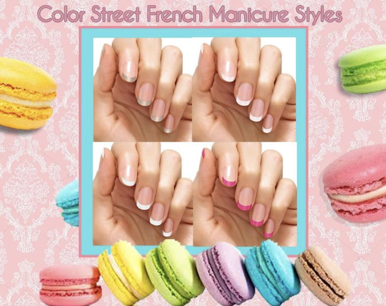 Pin by Laura John on Color STREET Nail Polish Strips   Pinterest ...