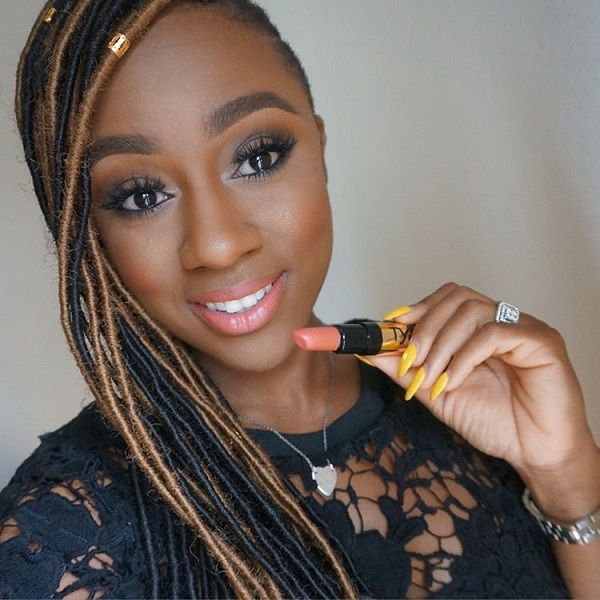 15 Spring Lip Colors That Look Great On Black Women -3007