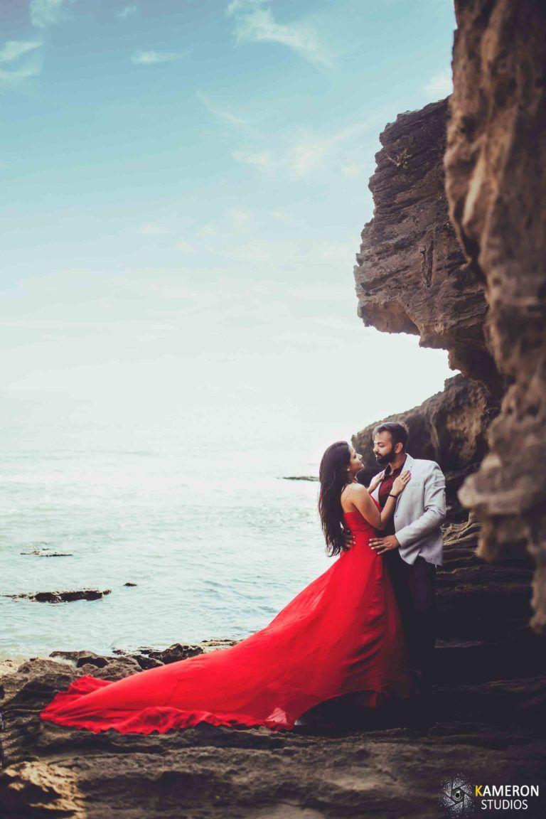 Harsh Jinkal Pre Wedding Photoshoot Outdoor Wedding