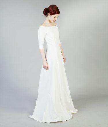 FEMKIT Brautkleid C.A.R.M.E.N   Diy design, Wedding dress and Weddings
