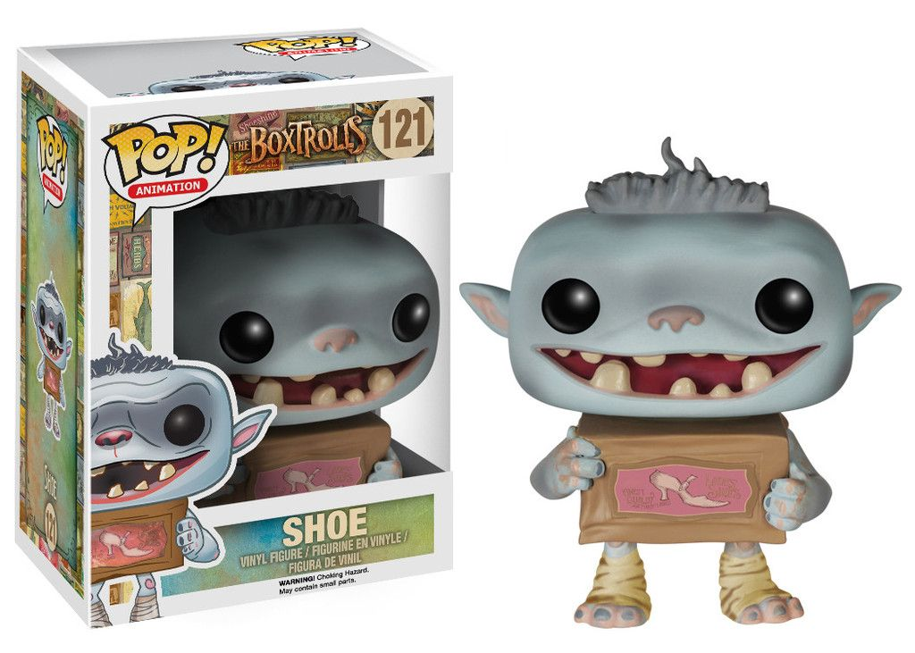 Funko POP! Movies: The Boxtrolls - Shoe