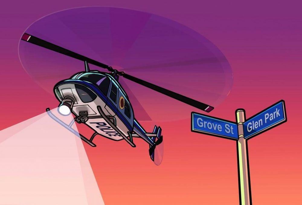 Police Helicopter With Images Grand Theft Auto
