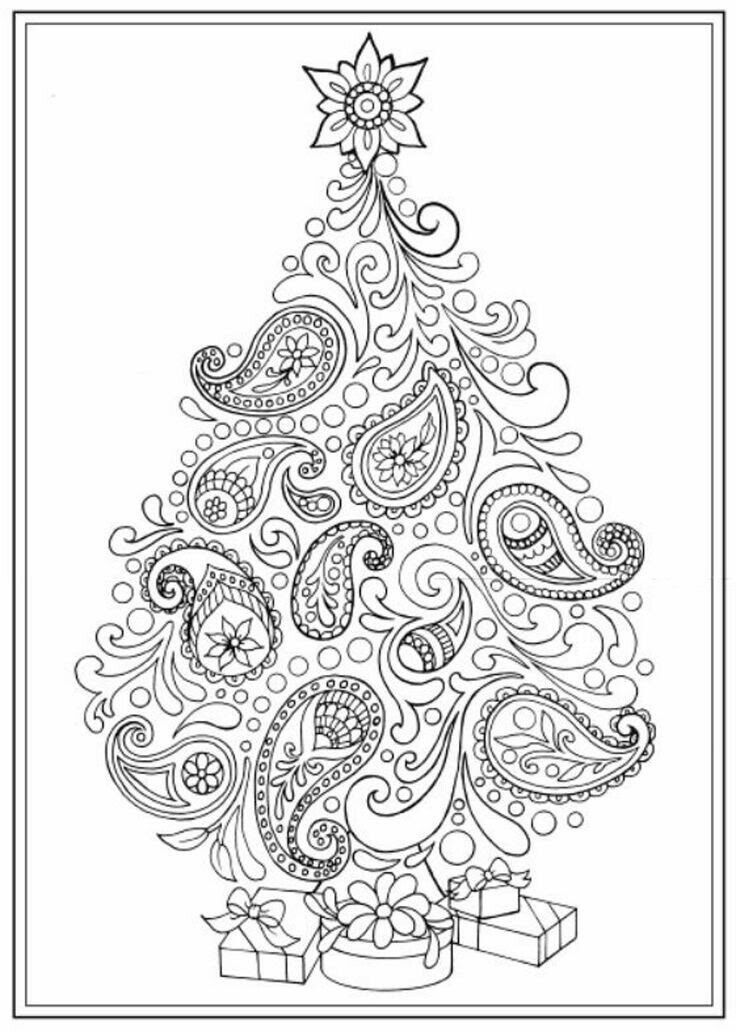 Pin By Sabina Angelova On Ou Christmas Tree Coloring Page Christmas Coloring Pages Christmas Tree Pictures