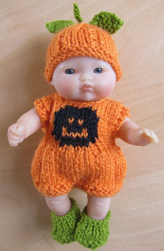 Knitting Pattern for 5\