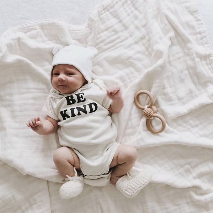 Baby Fashion Romper Playsuit | Be Kind One Piece by Savage ...