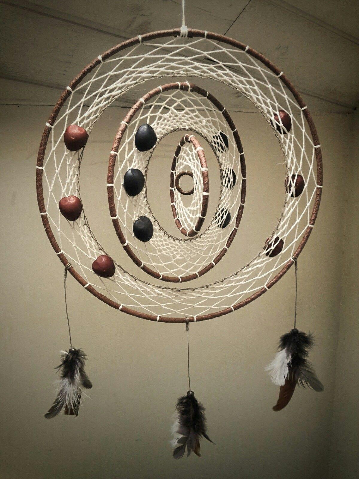 25 + ›DIY Dream Catcher Tutorials - DIY Bead Wire Lebensbaum Dream Catcher Tutorial - #Bead ... #dreamcatcher - evolans #fondecrannoel