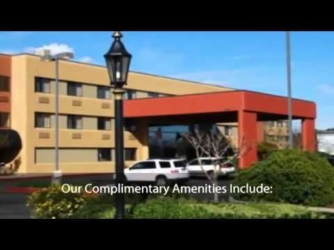 The Oxford Suites Redding provides lodging in Redding near