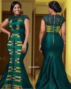 Beautiful African Fashion dresses - Hephzee #africanfashion