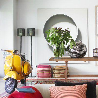 Jardines verticales, lámparas retro y un nuevo toque tropical. 25 ideas lowcost…