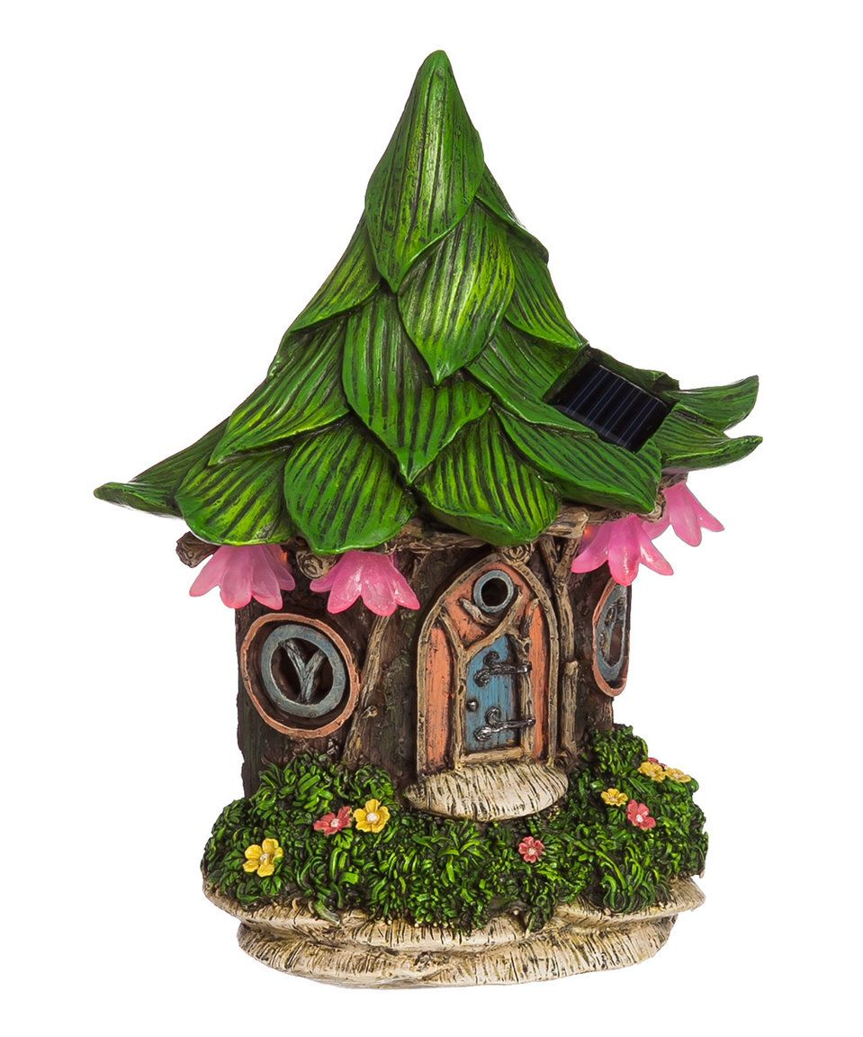 Another great find on #zulily! Green Fairy Home Hanging Tree Décor ...